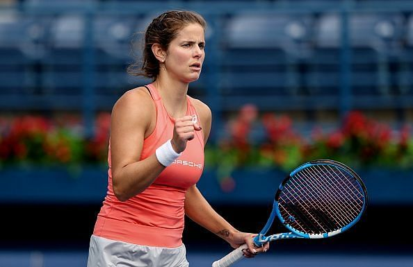 Julia Goerges is well positioned to go deep into the tournament. Her possible match with Belinda Bencic might be the highlight of the week.