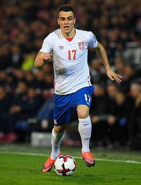 Filip Kostic Profile Picture