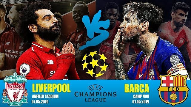 Image result for barca v liverpool