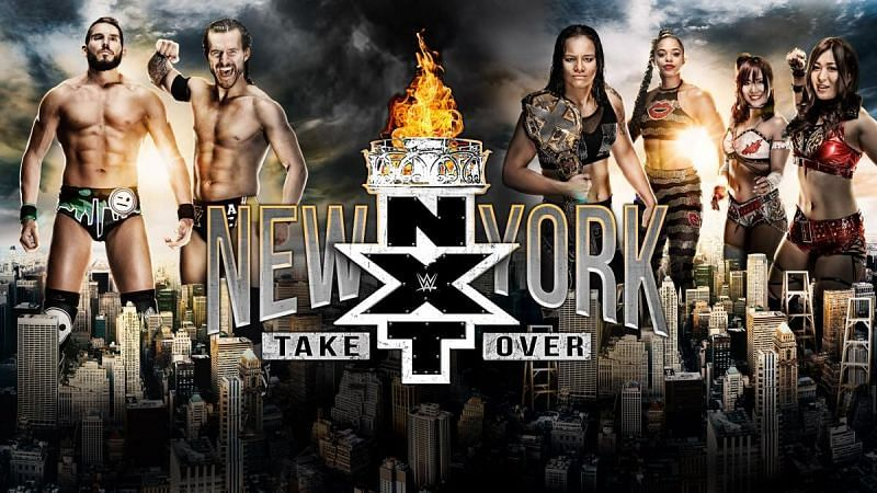 NXT Takeover: New York is going to be one of the biggest highlights of the WrestleMania Weekend