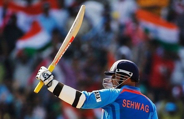 Virender Sehwag has picked his squad for the World Cup