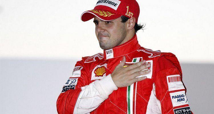 2008 Brazilian GP  - Felipe Massa