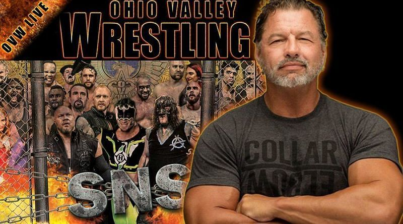 Al Snow has owned OVW for a year