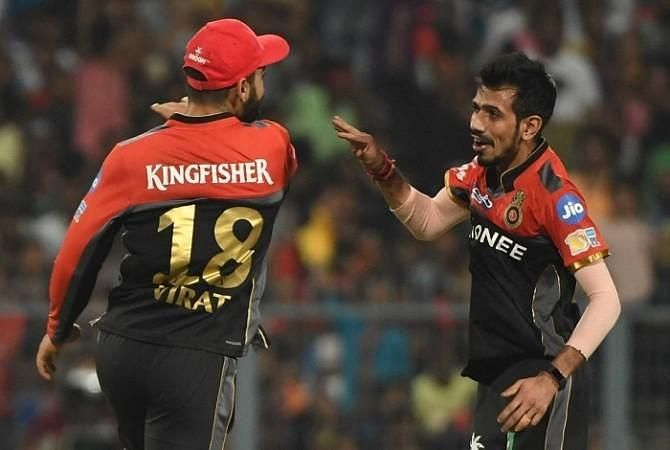 Chahal has picked up 16 wickets in the season so far