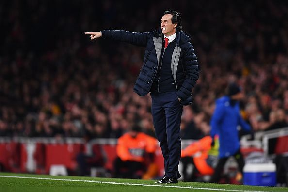 Unai Emery has done a much better job than expected in his first season at Arsenal.