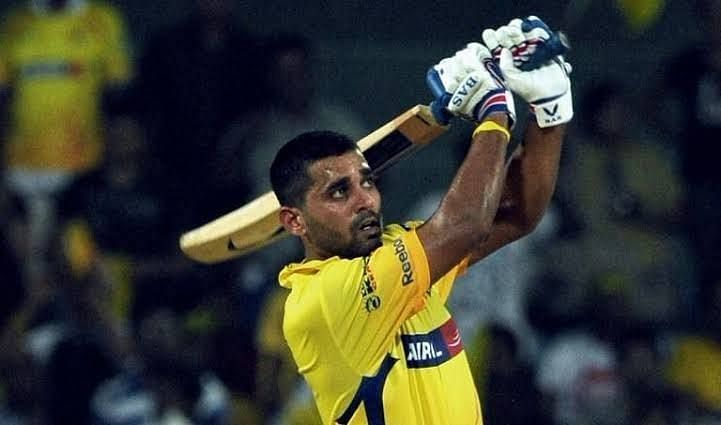 Murali Vijay has always performed for CSK