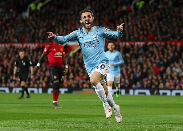 Manchester City did the double over their city mates
