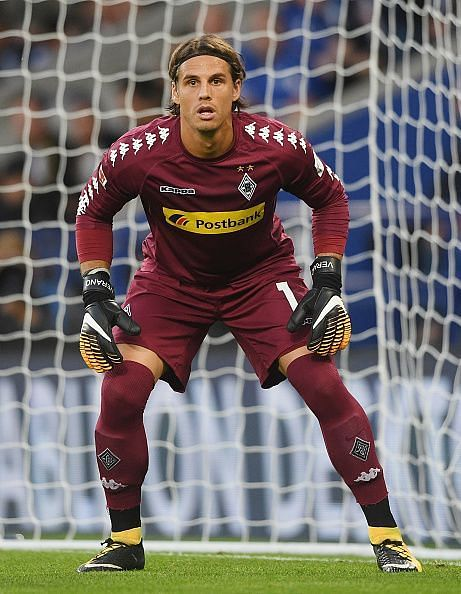 Yann Sommer Profile Picture