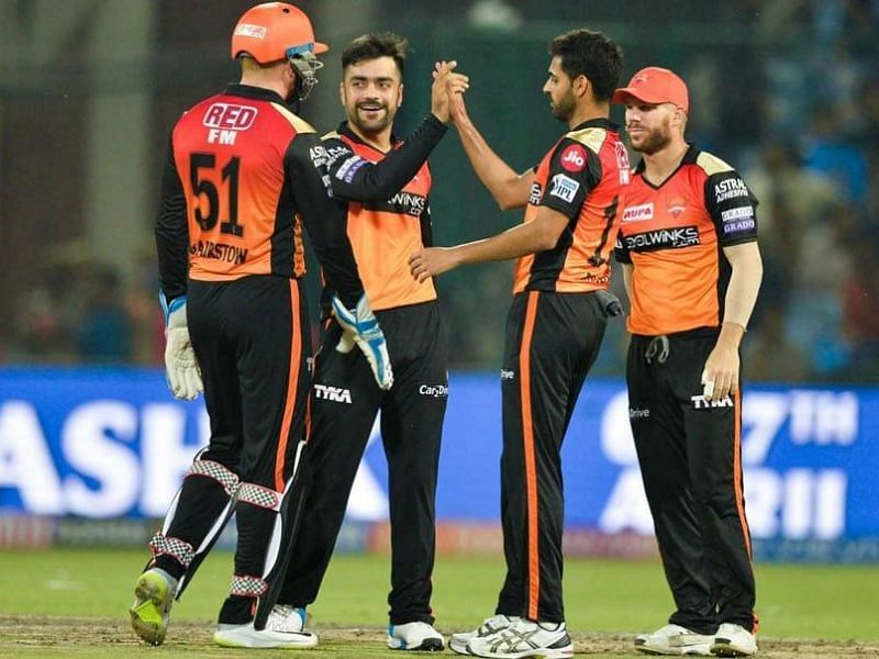 SRH will be looking to get back to winning ways against DC ( Image Courtesy: IPLT20/BCCI)