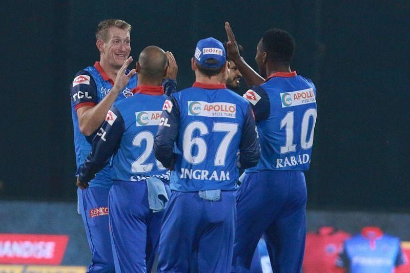 Delhi Capitals [Image: BCCI/iplt20.com]