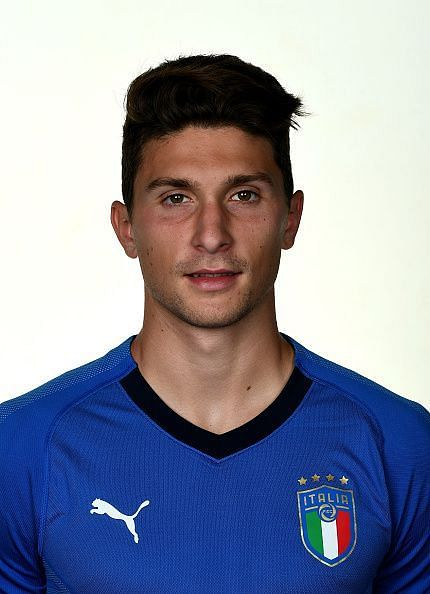 Mattia Caldara Profile Picture