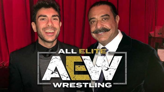 AEW has serious money to play with