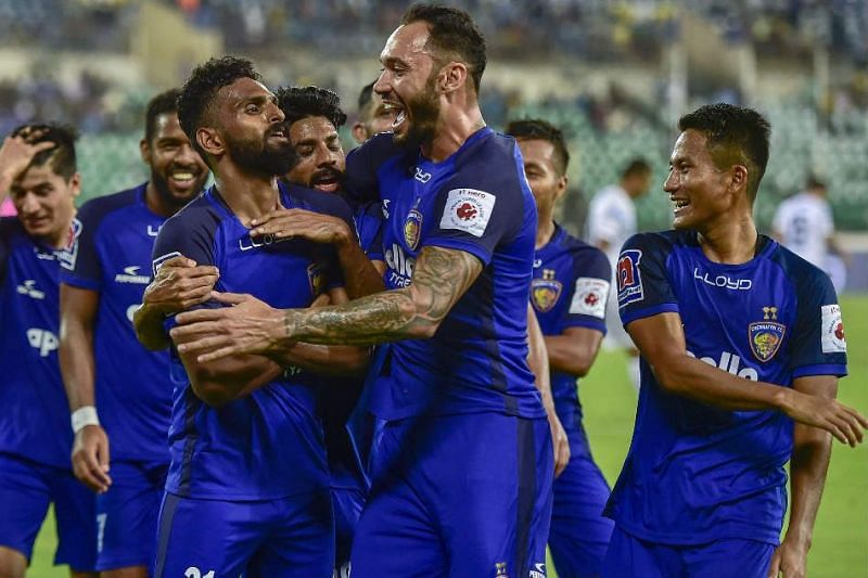 Chennaiyin FC are yet to register a win in the AFC Cup Group stage .