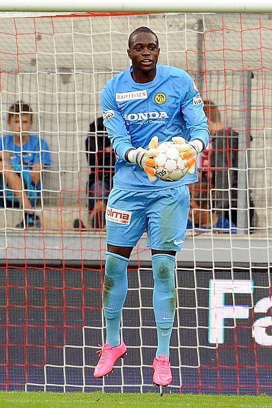 Yvon Mvogo Profile Picture