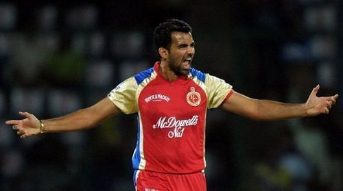 Zaheer Khan played for both RCB and MI in the IPL