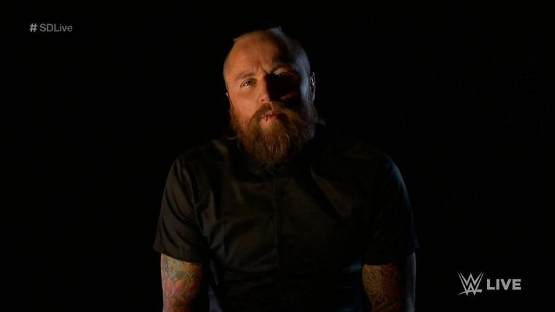 Aleister Black is a misunderstood character