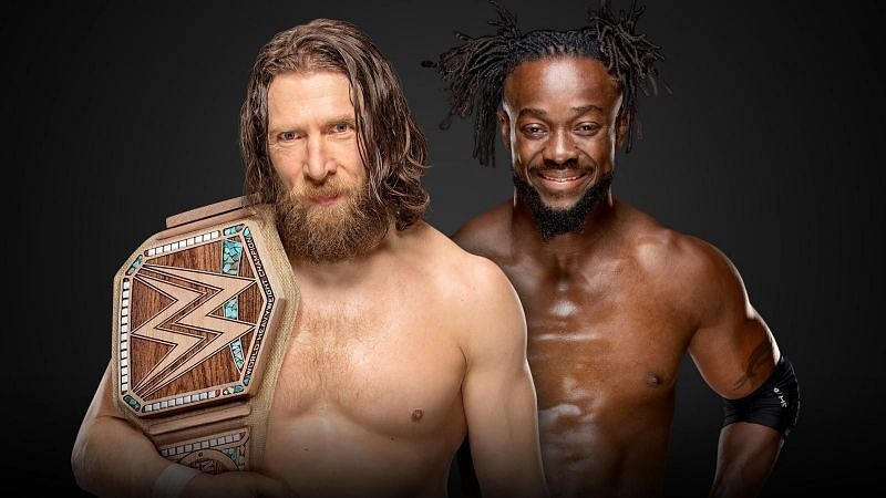 Wrestlemania 35: WWE Championship - Daniel Bryan vs Kofi Kingston