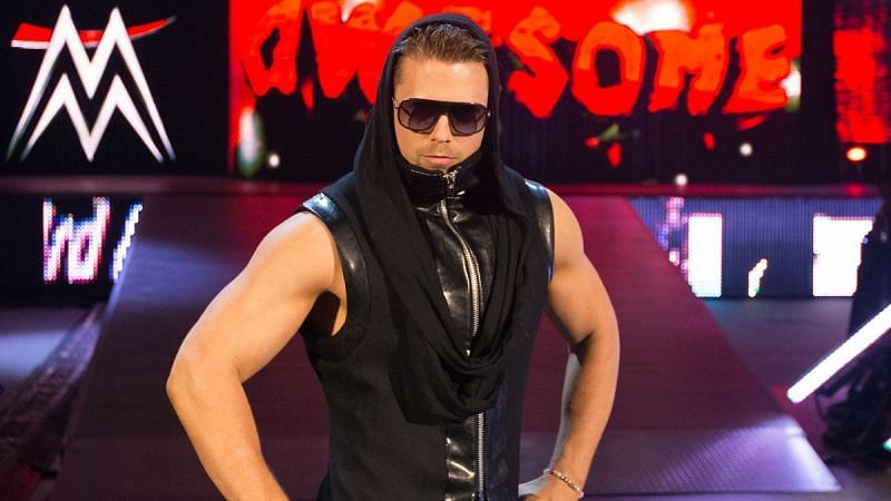 The Miz has come a long way