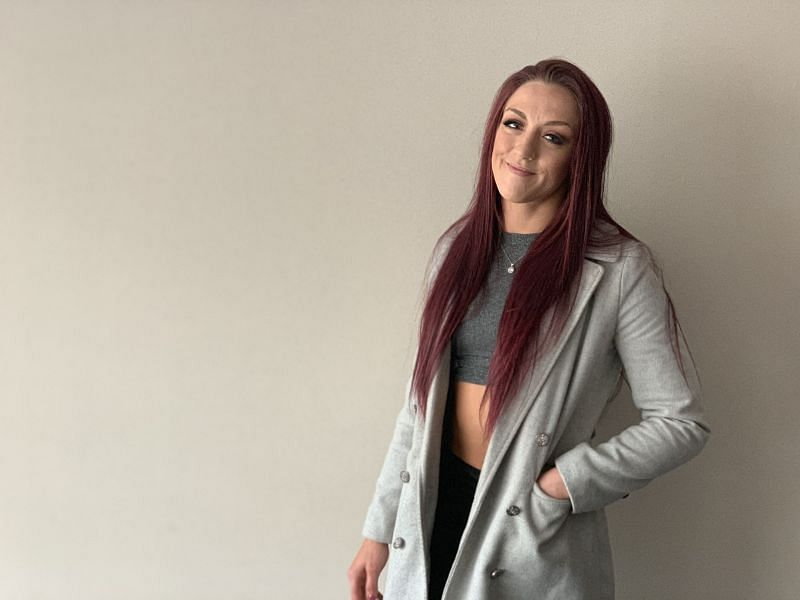 Kay Lee Ray spoke with Sportskeeda ahead of NXT UK Glasgow