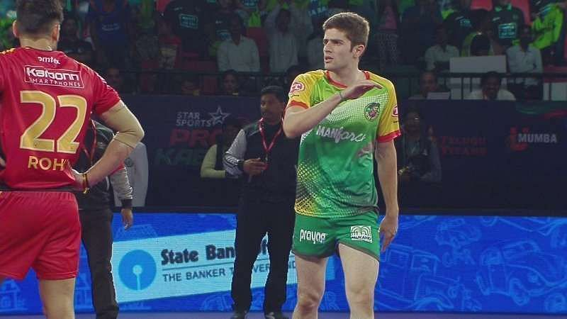 The Iranian raider will play for the Gujarat Fortune Giants in VIVO Pro Kabaddi League 2019