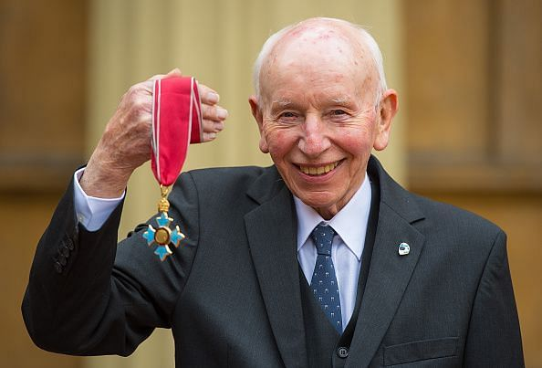 John Surtees - the only man to win both MotoGP and F1 World Championships