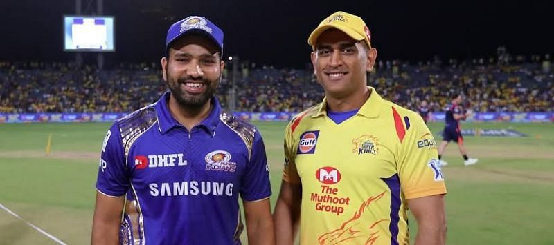 Rohit Sharma and MS Dhoni will clash in 15th fixture of IPL 2019.