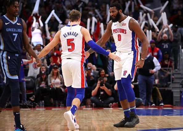 If they are to succeed, the Pistons need consistent shooting and Drummond to excel in this playoff series