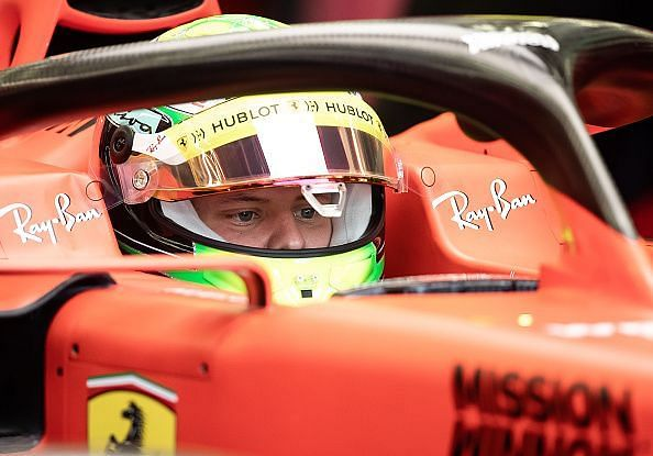 F1 Testing in Bahrain