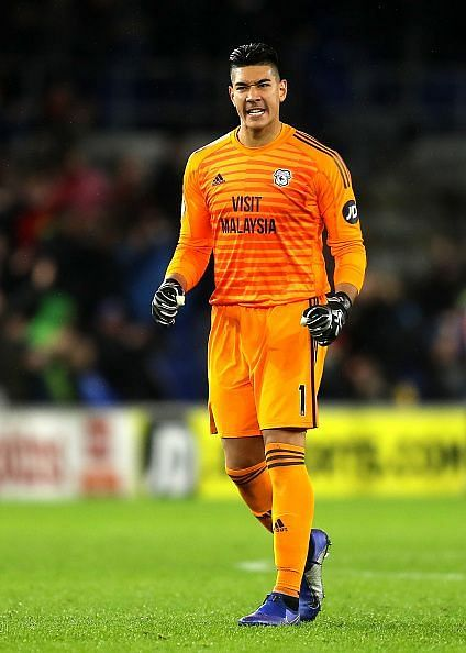 Neil Etheridge Profile Picture