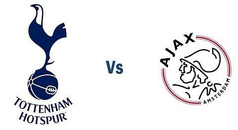 champions league : semi final leg 1: tottenham vs ajax fc