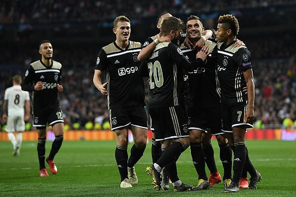 Ajax are in terrific form and could win the treble once again.