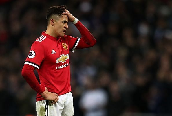 The Chilean has been a massive failure at Man United