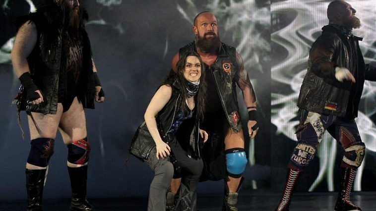 Eric Young is now on RAW