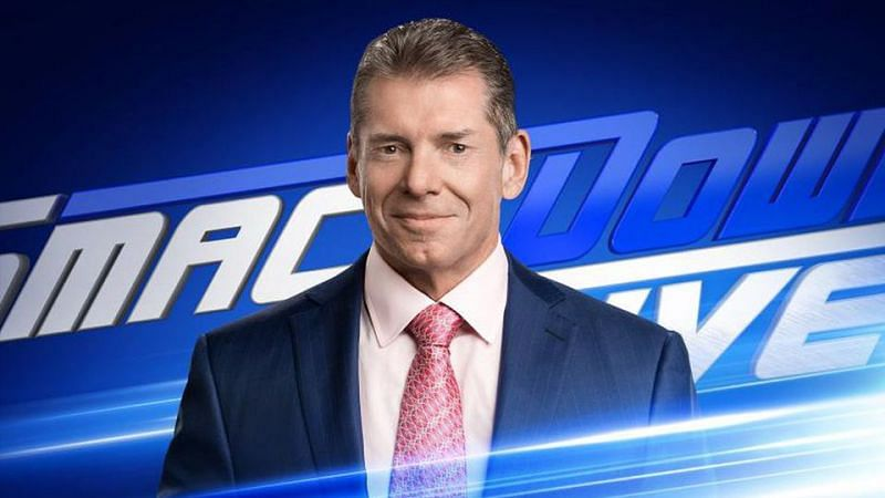 what will vince mcmahon do for smackdown in superstar shakeup?