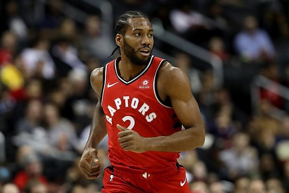 Kawhi Leonard is among the stars from around the NBA being linked to the Los Angeles Clippers