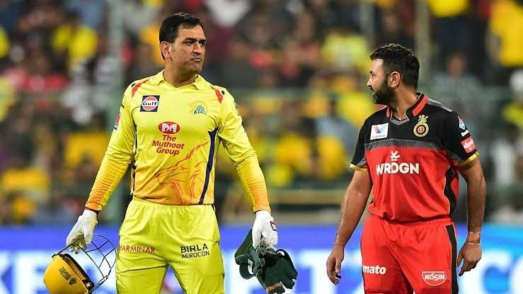 Parthiv Patel And Dhoni