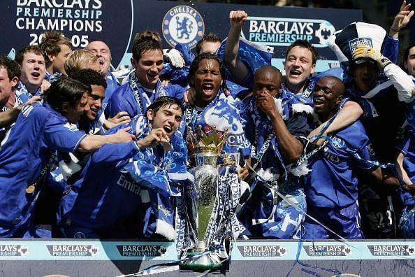 Chelsea v Charlton