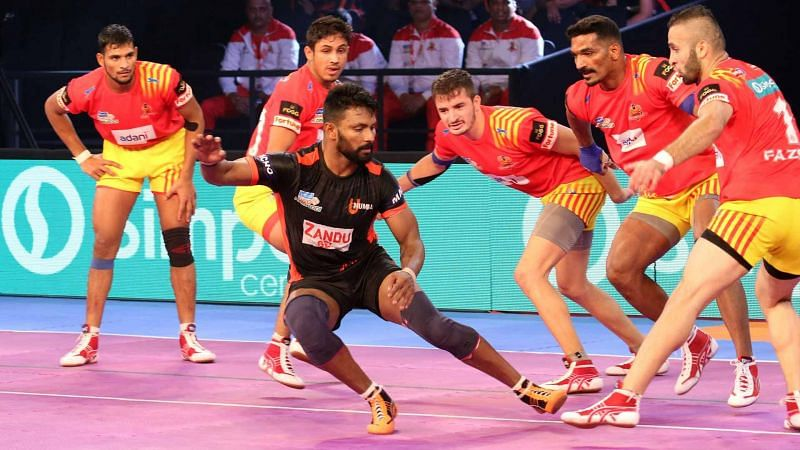 Shabeer Bappu was grabbed by the Tamil Thalaivas at the price of 10 lakhs INR!
