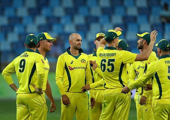 Defending champions Australia seem to possess a strong squad