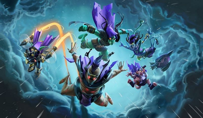 Image result for rise of shadows hearthstone