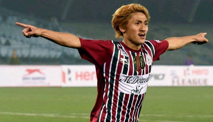 Katsumi Yusa will be back in the Green and Maroon half of Kolkata