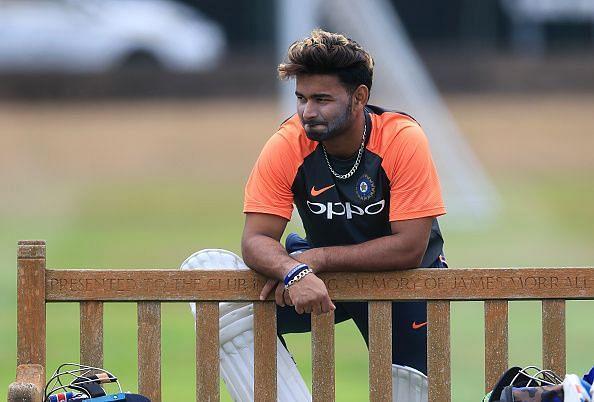 Delhi Capitals Wicket-Keeper Rishabh Pant Reveals His Idol