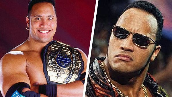 From Rocky Maivia to The Rock