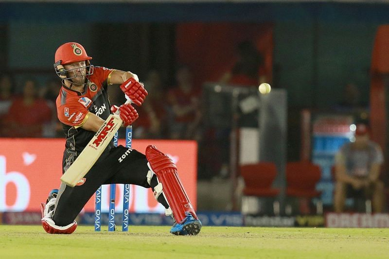 AB Devillers scored match winning fifty