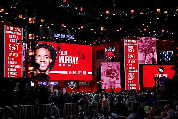 There were no surprises with the number one overall selection in the 2019 NFL Draft