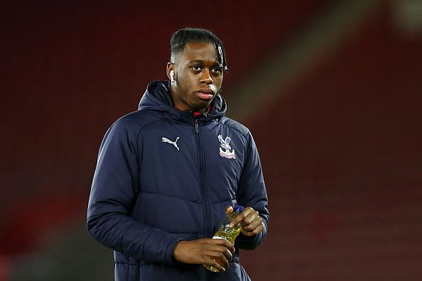Aaron Wan-Bissaka Profile Picture