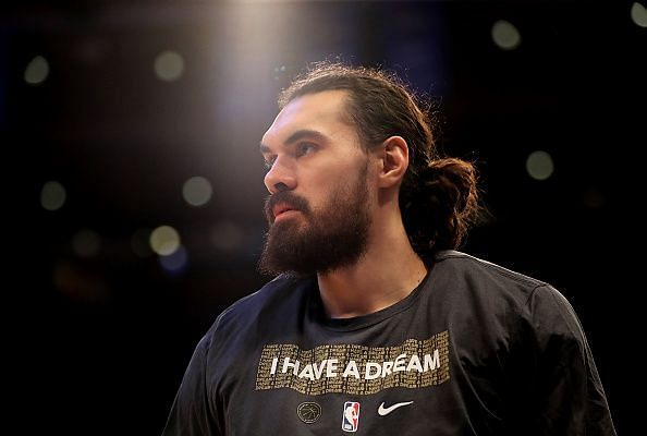 Steven Adams has been with the Oklahoma City Thunder since 2014