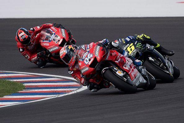 MotoGp of Argentina - Race