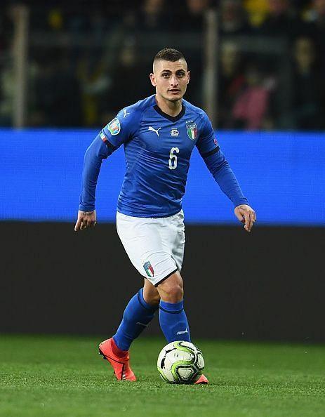 Marco Verratti Profile Picture