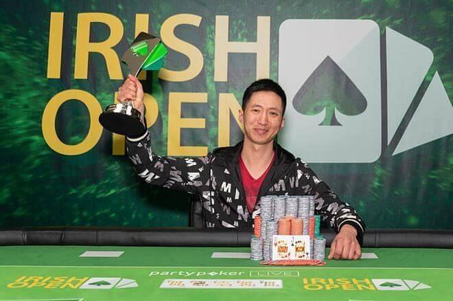 Weijie Zheng emerged as the winner